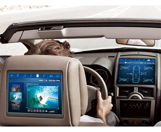 automotive infotainment companies