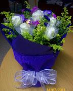 White Roses & Ferraro Rocher