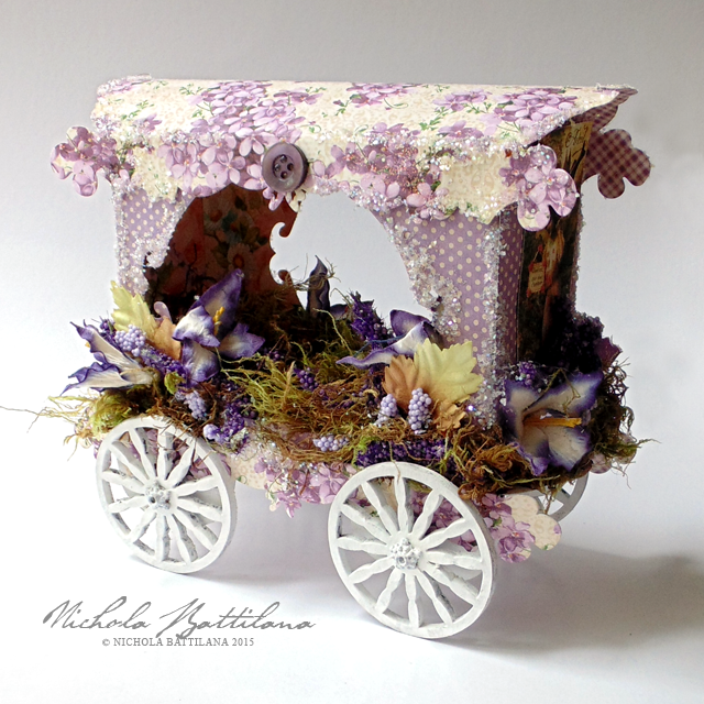 Paper Wagon - Nichola Battilana