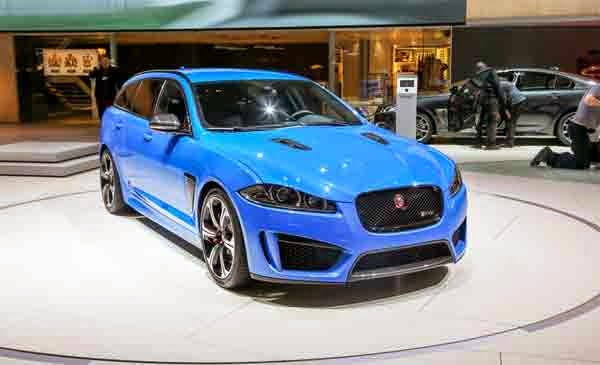 2015 Jaguar XFR-S Sportbrake Review