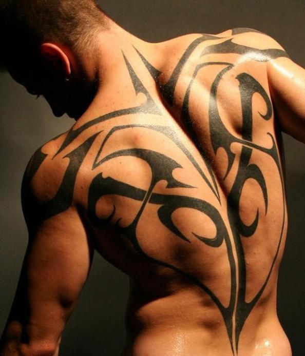Beth walsh 39 s blog june 2013 for Black tribal tattoo ink