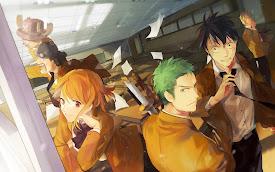 One Piece School 84