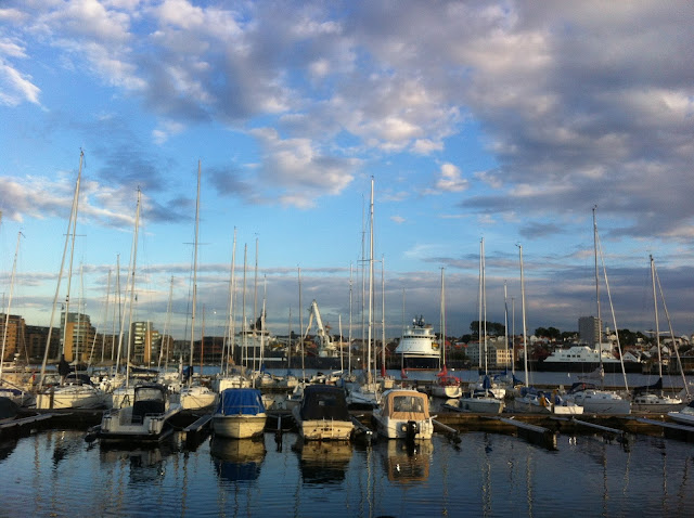 Sailing, Fjord, Lysefjord, Stavanger, Norway, Sailboat
