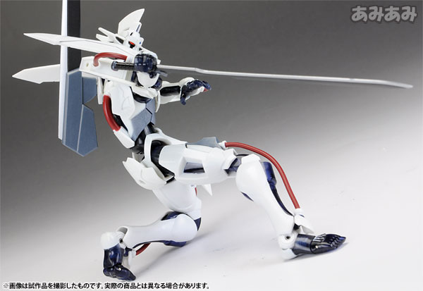 ROBOT Damashii Gun x Sword Dann of Thursday