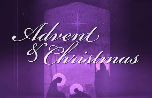 Sermon on keeping Advent and Christmas in a healthy tension with each other - click picture!