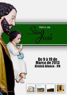 Festa de São José 2013