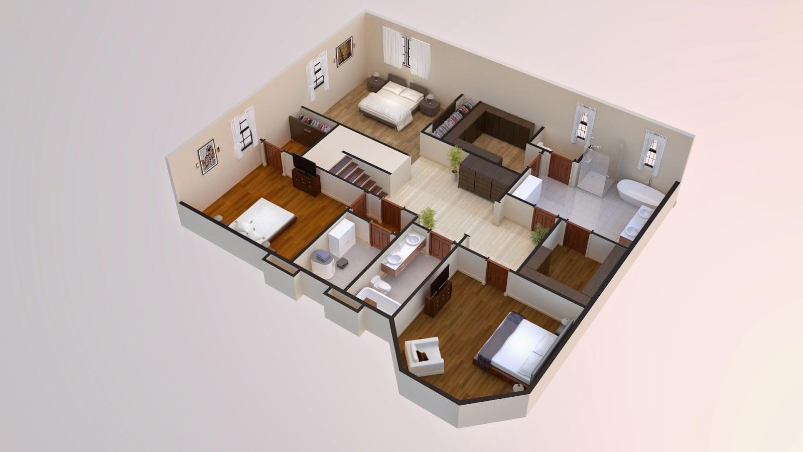 28 3d floor plan free 3d floor plan rendering animation 3d floor plan free floor plan 3d max plan home plans ideas picture
