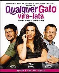 filmes Download   Qualquer Gato Vira Lata DVDRip Nacional AVI + RMVB + x264