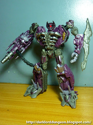 transformers dark of the moon shockwave. Transformers Dark of the Moon: