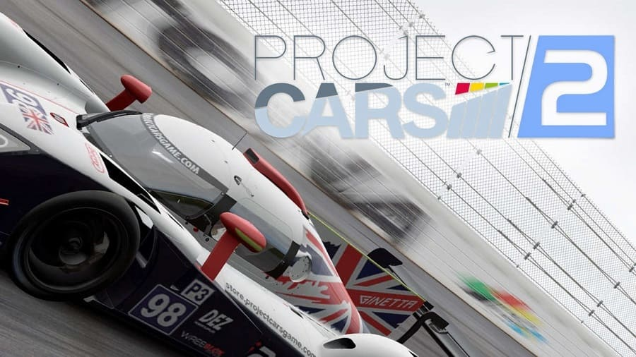 Project CARS 2 Torrent