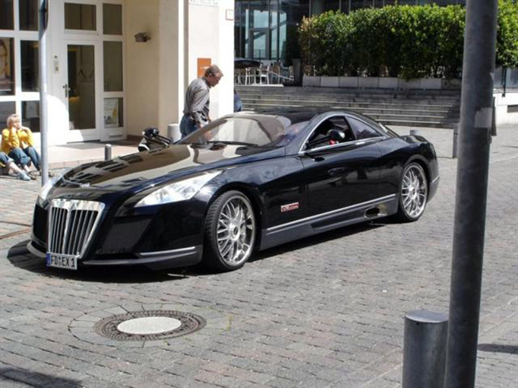 Best Cars Ever Greatest Cars of All TimeThe Maybach