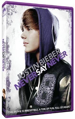 Justin Bieber Never Say Never DVDRip XviD Dual Áudio justin bieber never say never dvd