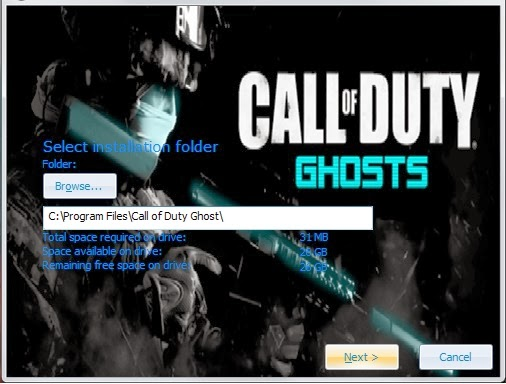 Call of duty ghosts directx patch fix skidrow rar free download
