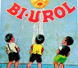 Propaganda do Remédio Bi-Uriol para solução de males nos rins e bexigas.