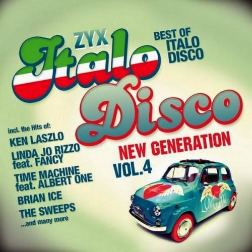 Download ZYX Italo Disco New Generation Vol.04 2014 Baixar CD mp3 2014