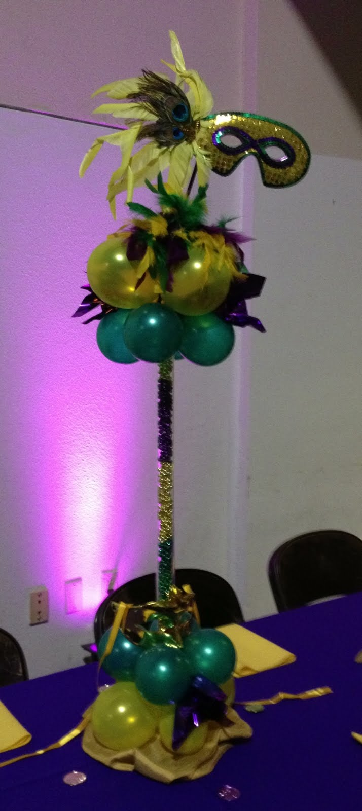 Party people event decorating company december
