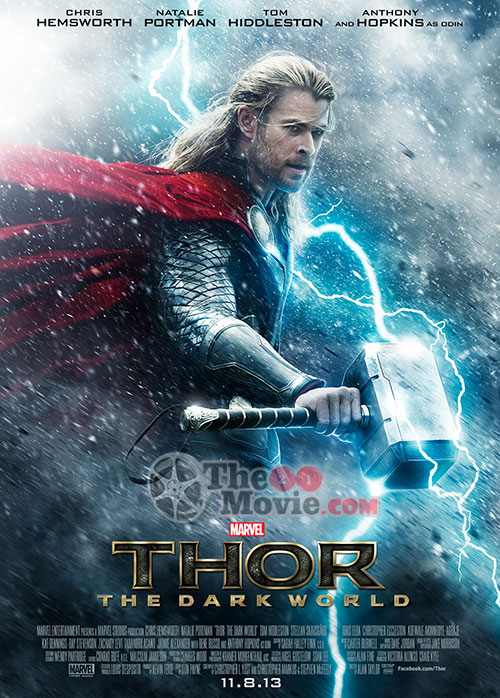 Download Movie : Thor: The Dark World (2013)