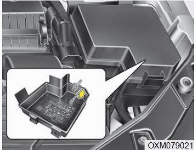 Cars fuses 2013 kia sorento fuses for Kia sorento interior lights wont turn off