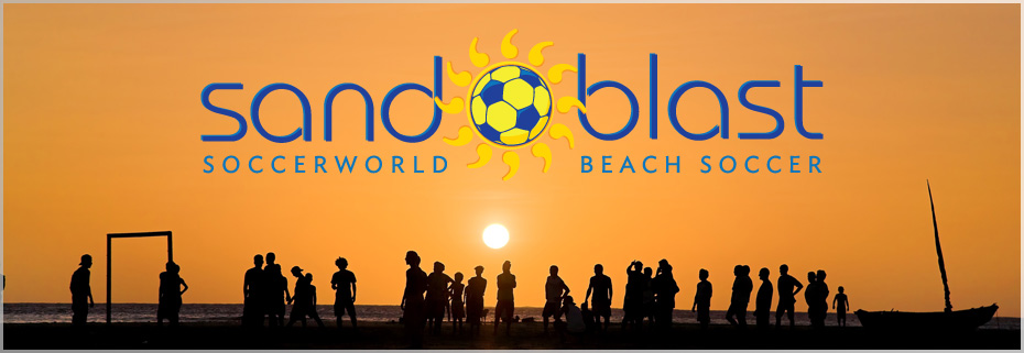 Sand Blast Beach Soccer