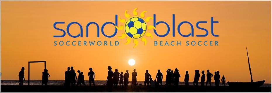Sand Blast Beach Soccer