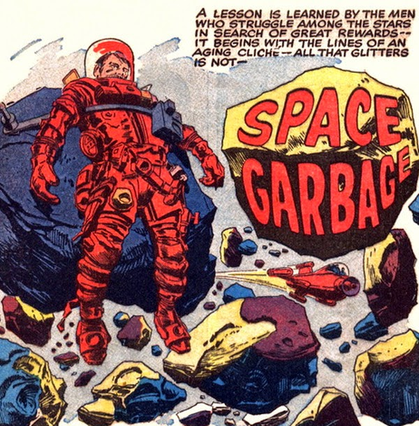 Dave Gibbons Kirby Grail piece