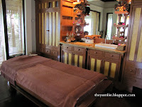 Spa Village, Pangkor Laut Resort, Malaysia, best resort in the world, massage