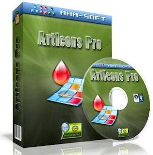 ArtIcons Pro 5.41 Portable