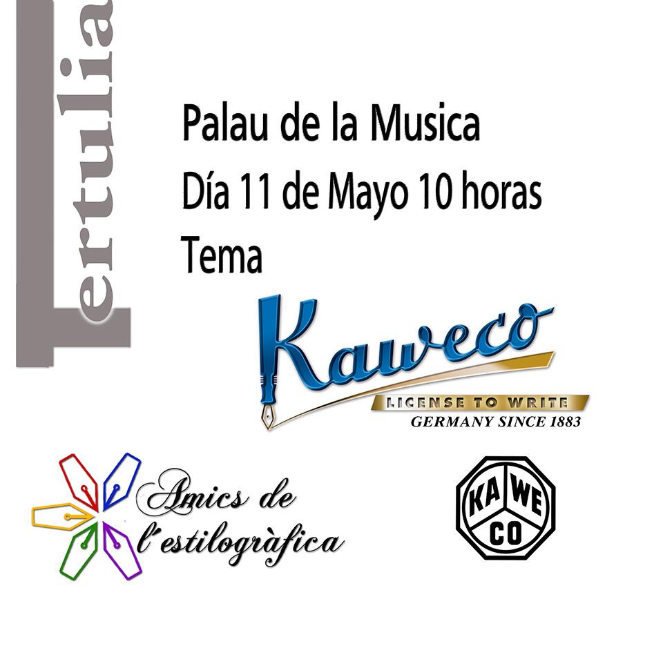 76 TERTULIA 11-5-2019 (KAWECO)