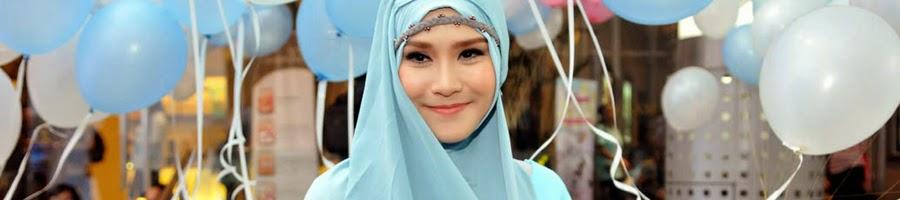 Zaskia Adya Mecca sebelum Screening Film Hijab