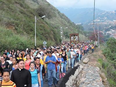 Programación: Católicos celebran la Fiesta del Santo Cristo de La Grita en Táchira-Venezuela cucutanoticias.com