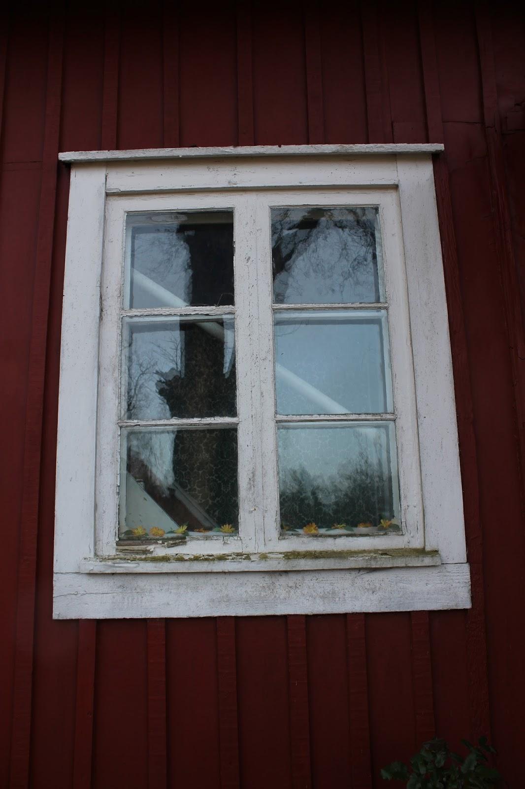 Konsten att flytta ett torp: Fönster och fönster