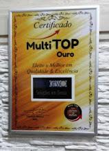 Prêmio Multi Top Ouro 2016