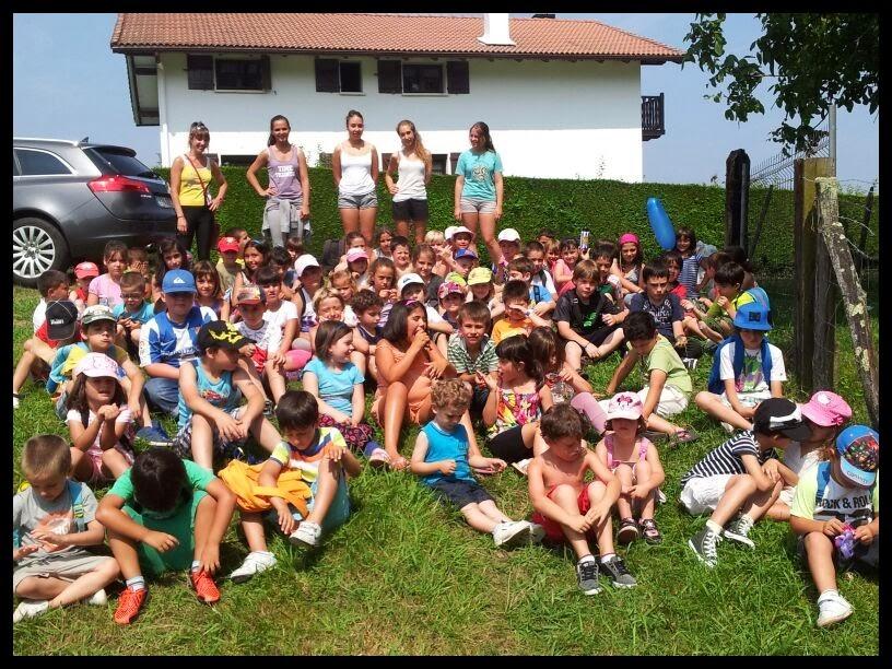 gimnasio olaketa actividades de verano infantiles