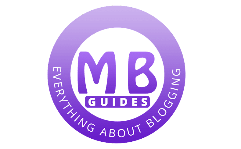 My Blogger Guides - Everything About Blogging!