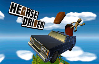 Screenshots of the Hearse Driver 3D game for iPhone, iPad or iPod.