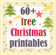 60+Free printable Christmas Templates