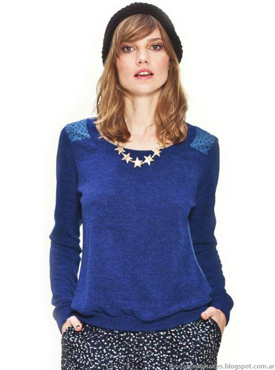 Asterisco otoño invierno 2014 sweaters.