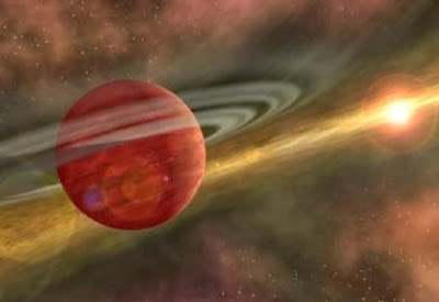 nuevo planeta descubierto e imposible de existir