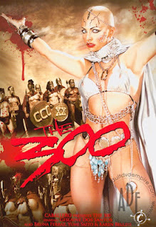 The 300 - XXX Parody - (+18)