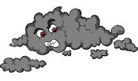 Dongeng awan yang serakah