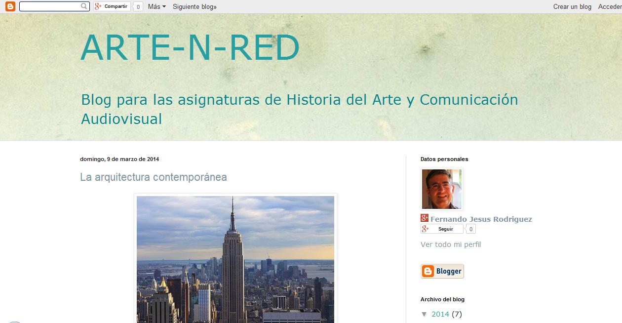 ARTE-N-RED