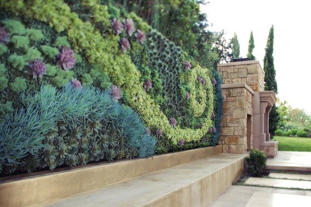 Le club d co 39 zeuses d 39 art murs et tableaux v g taux for Mur vegetal fausse plante