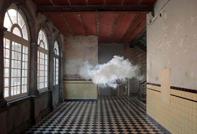 We pass through life like clouds through a room.