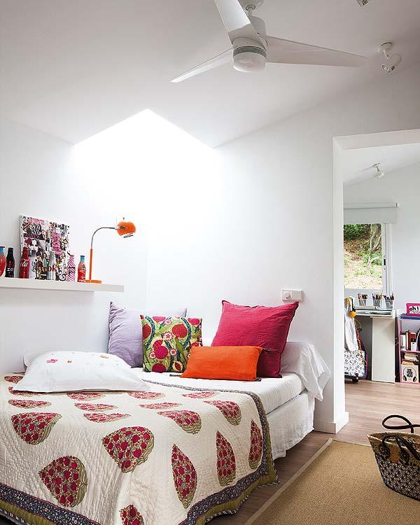 Boho deco chic inspiraci n dormitorios juveniles - Dormitorios juveniles con estilo ...