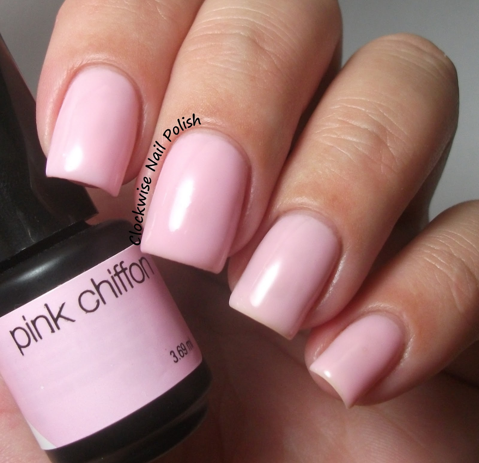 About The T Cancer Awareness Manicure