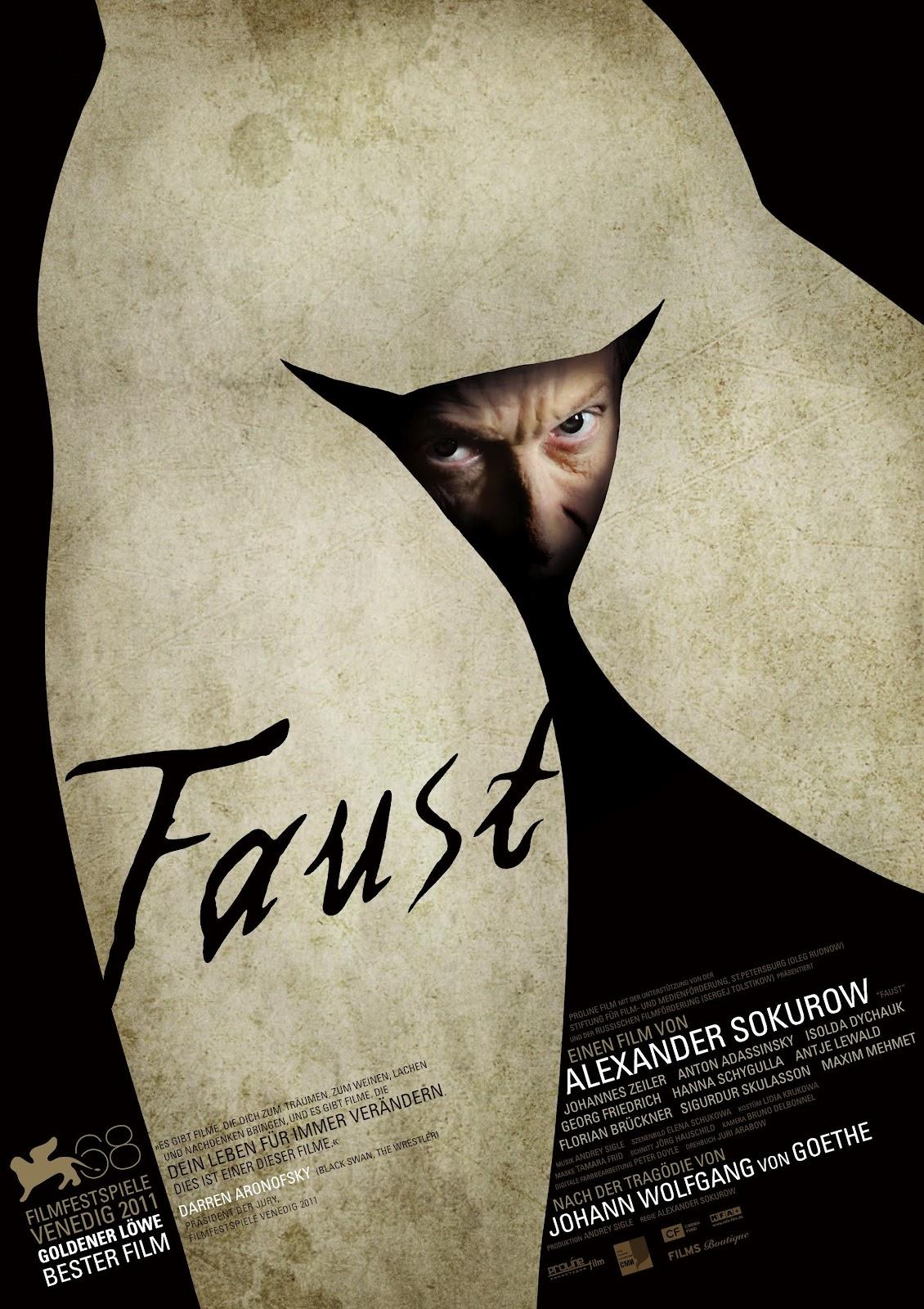 Faust des Kriegerfilms