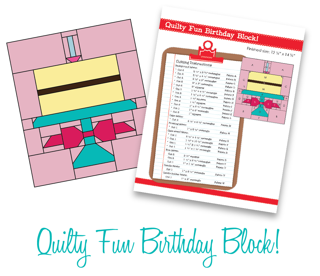 Quilter Birthday Cake Images Tina