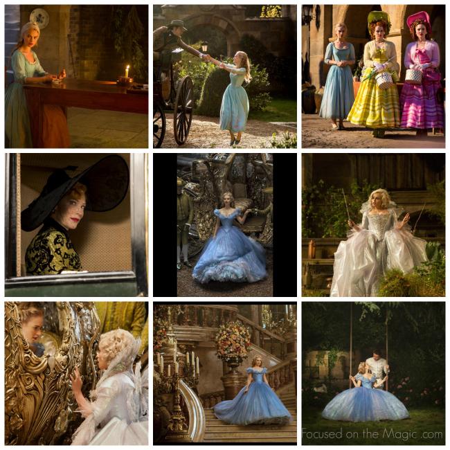 Cinderella - 2 Trailers + Spectacular Images