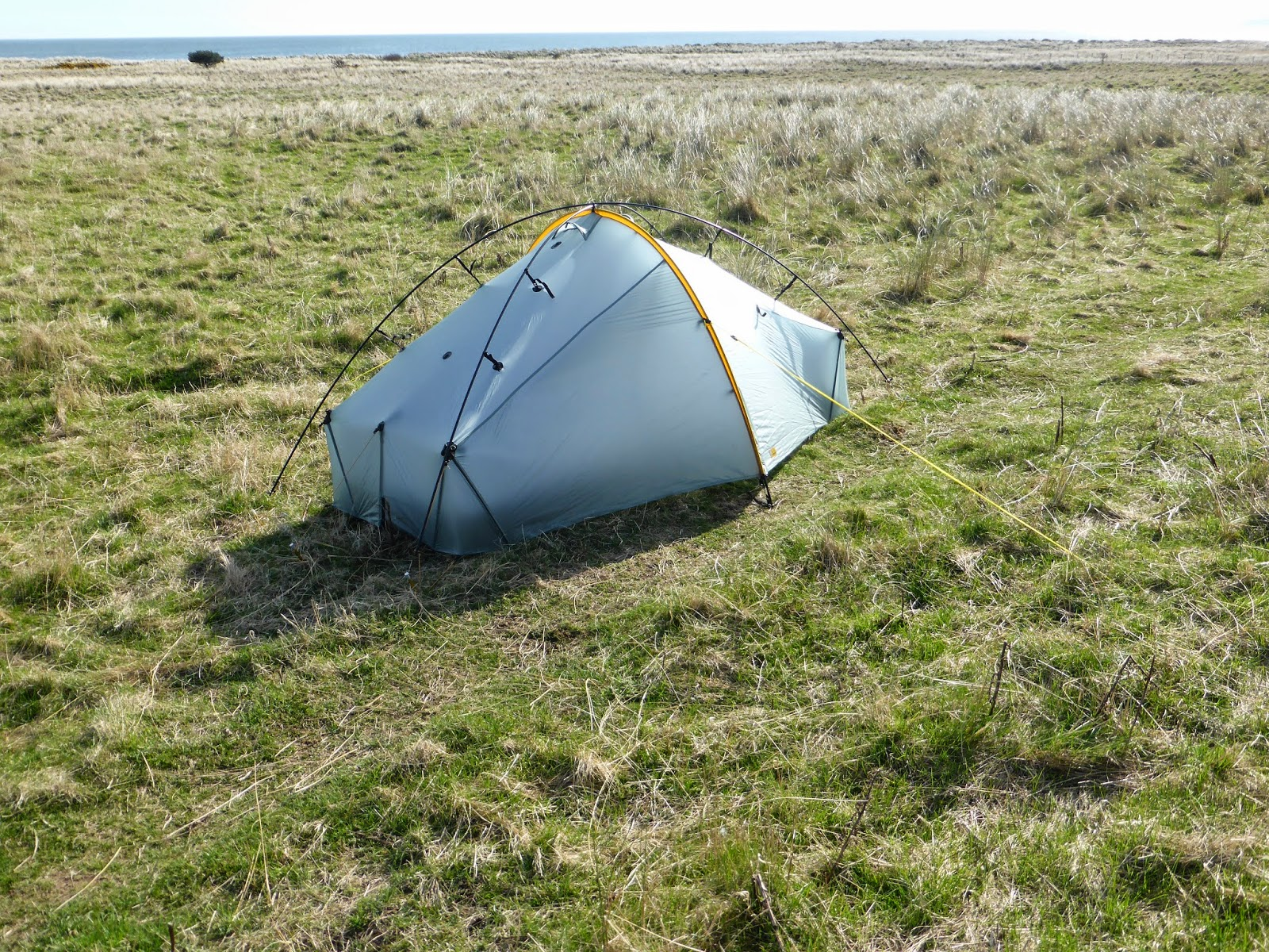 I added the two guy ropes to either side but took them off again as I really donu0027t think that this tent requires them as itu0027s just so solid as it is ! & MTB Innerwick Stravaiger: Tarptent - u0027Scarp 1u0027