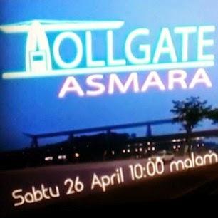 Cerekarama: Tollgate Asmara(Keith Foo)